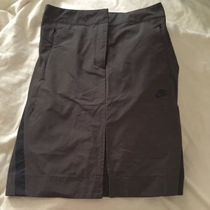 NIKE khaki green midi skirts /Size M